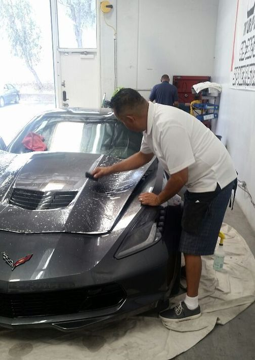 San Diego Paint Protection Film, PPF