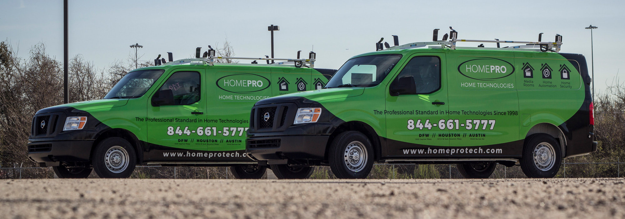 San Diego Commercial Fleet Vehicle Wraps